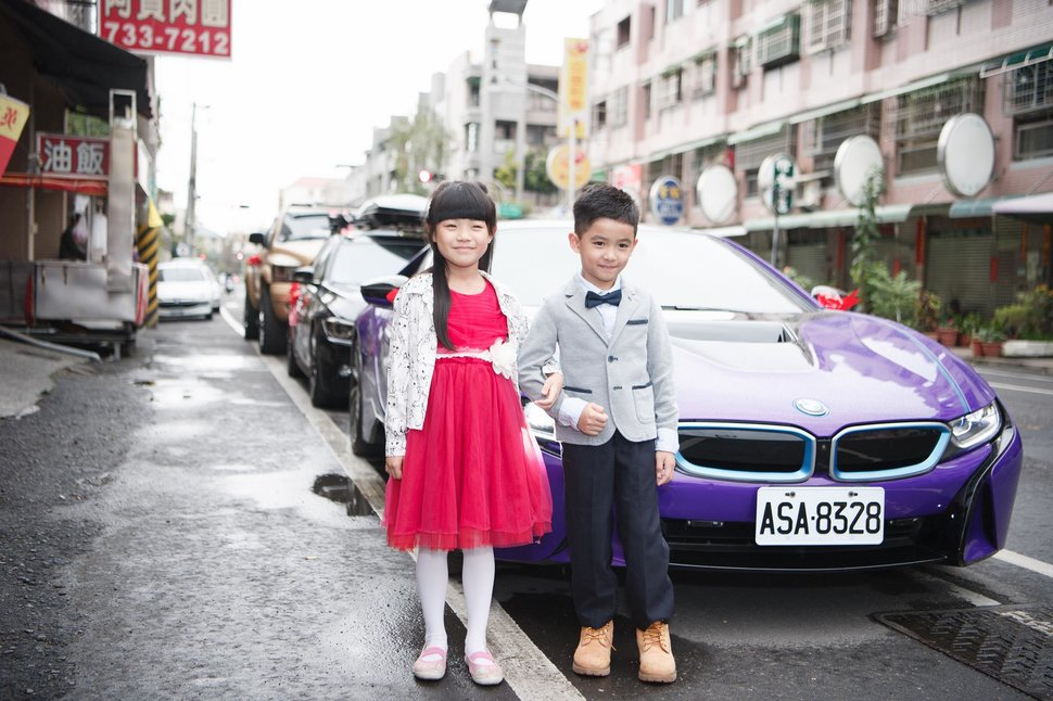 書孟&逸琳婚禮紀實-48 - Mr. Happiness 幸福先生 - 結婚吧