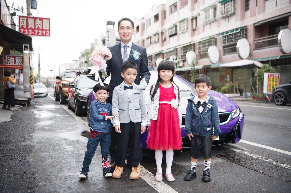 書孟&逸琳婚禮紀實-49 - Mr. Happiness 幸福先生 - 結婚吧