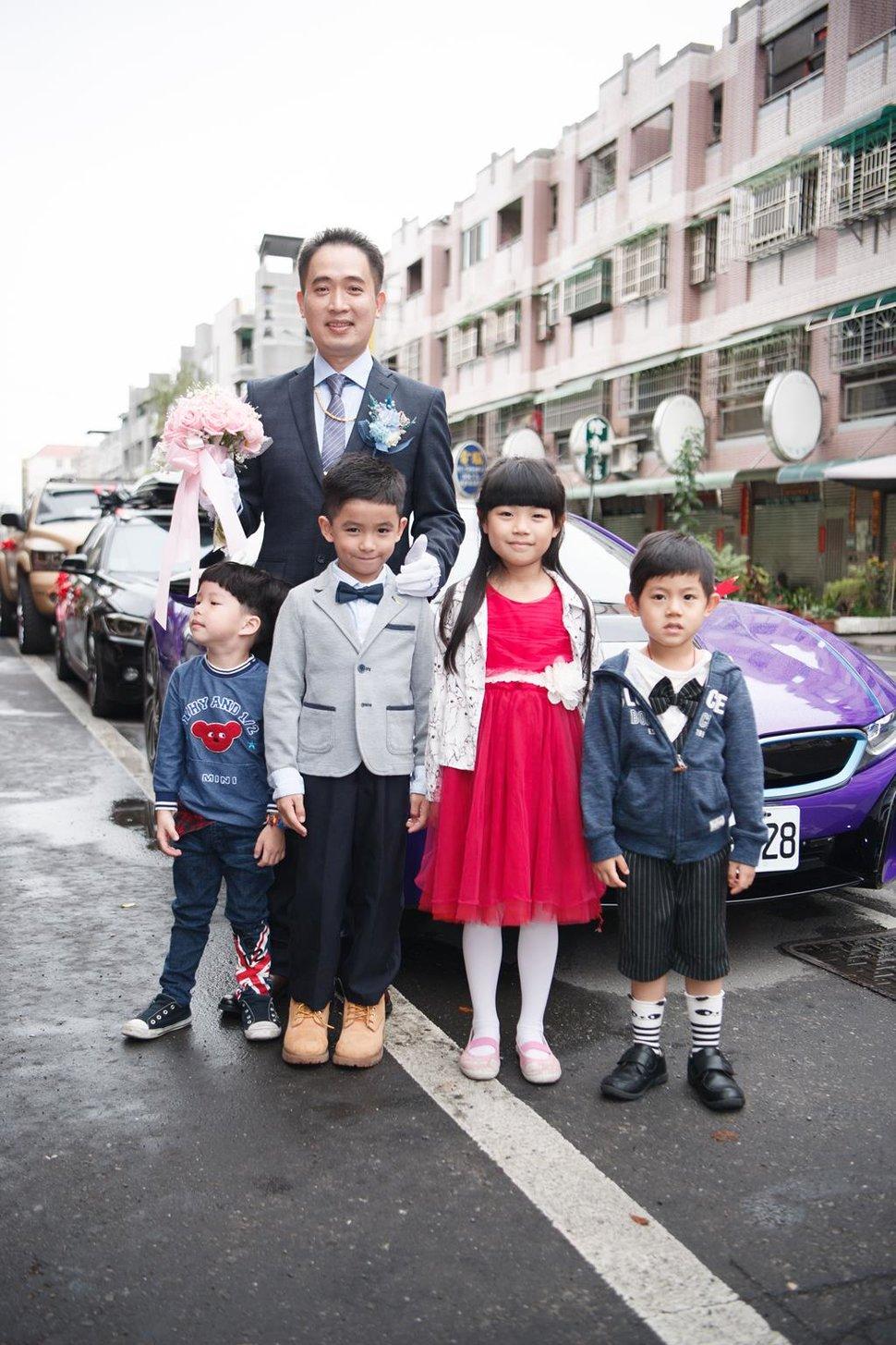 書孟&逸琳婚禮紀實-51 - Mr. Happiness 幸福先生 - 結婚吧