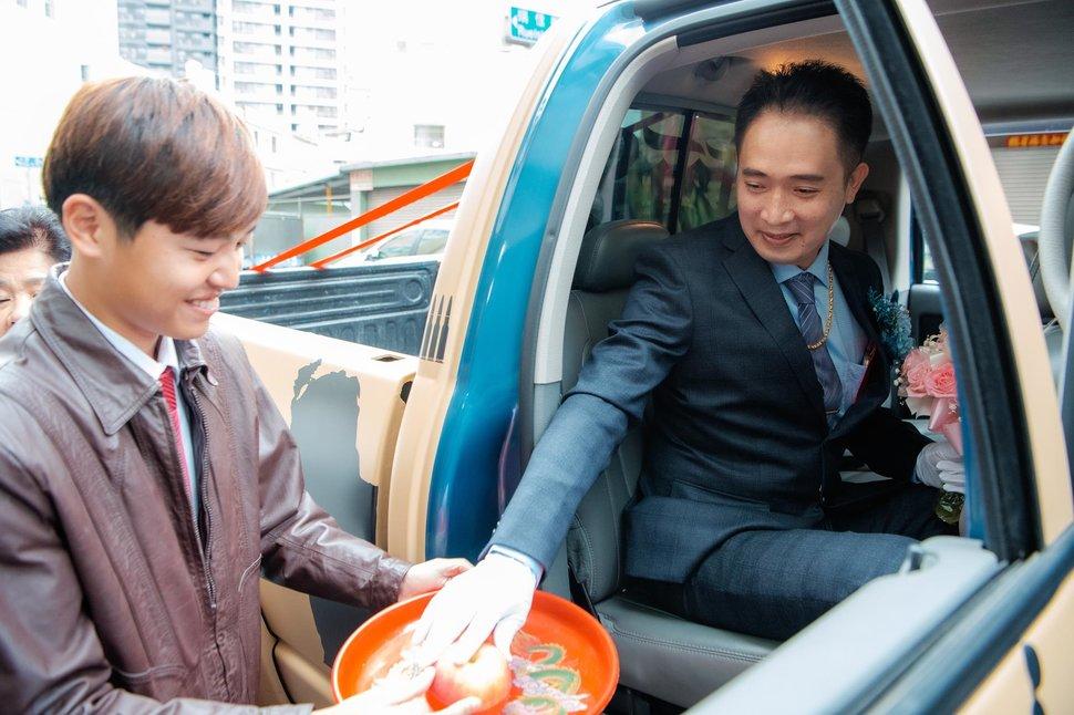 書孟&逸琳婚禮紀實-72 - Mr. Happiness 幸福先生 - 結婚吧