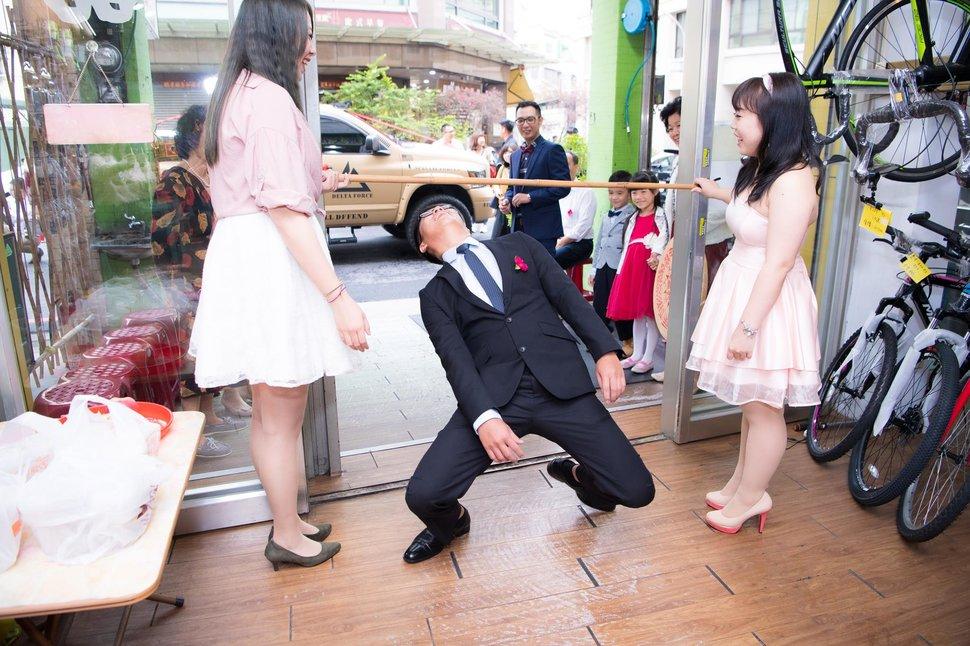 書孟&逸琳婚禮紀實-85 - Mr. Happiness 幸福先生 - 結婚吧