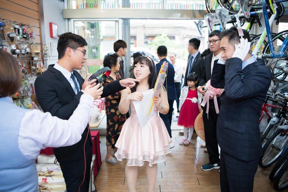 書孟&逸琳婚禮紀實-99 - Mr. Happiness 幸福先生 - 結婚吧