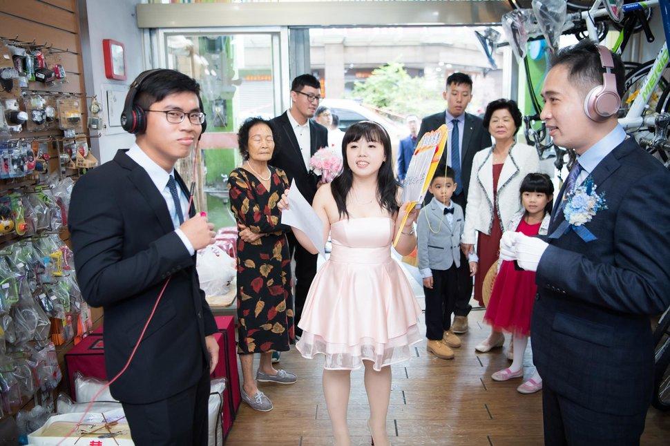 書孟&逸琳婚禮紀實-102 - Mr. Happiness 幸福先生 - 結婚吧