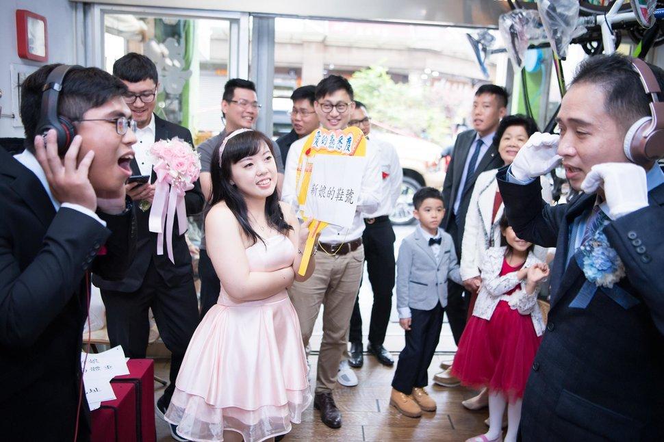 書孟&逸琳婚禮紀實-118 - Mr. Happiness 幸福先生 - 結婚吧