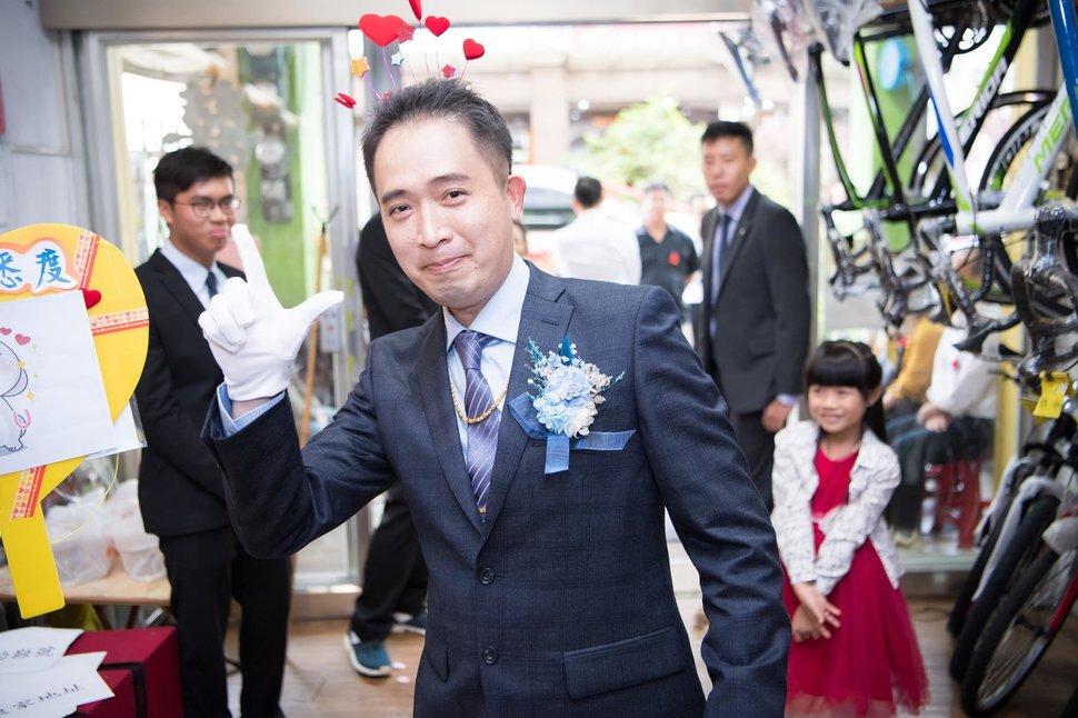 書孟&逸琳婚禮紀實-122 - Mr. Happiness 幸福先生 - 結婚吧