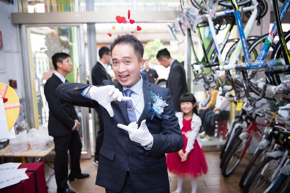 書孟&逸琳婚禮紀實-123 - Mr. Happiness 幸福先生 - 結婚吧