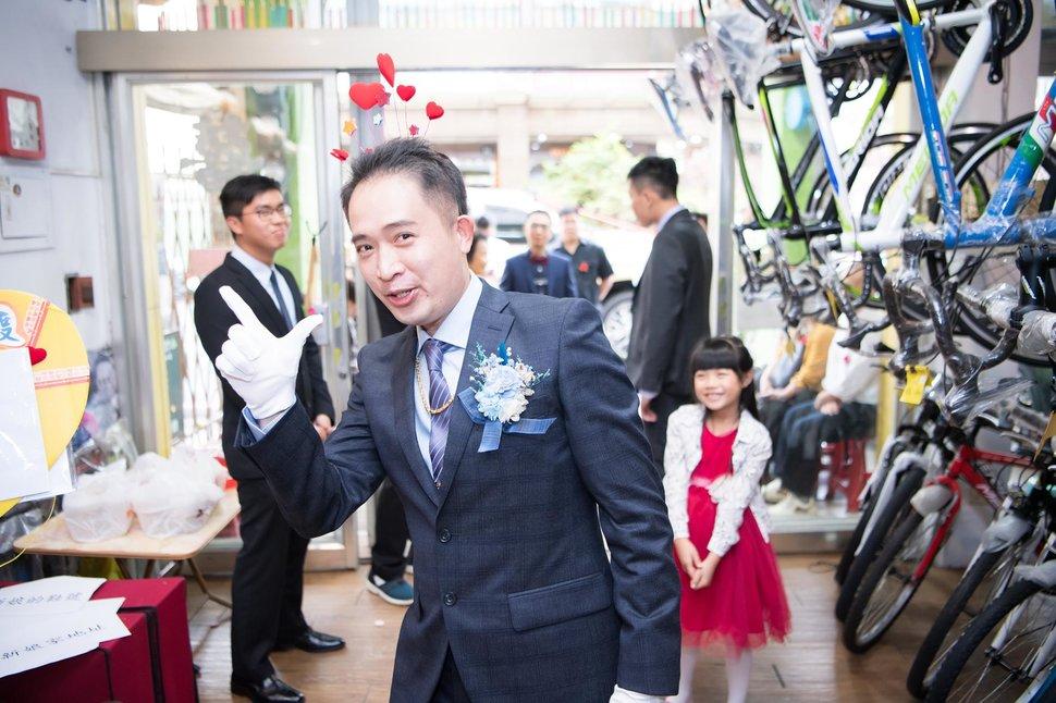 書孟&逸琳婚禮紀實-124 - Mr. Happiness 幸福先生 - 結婚吧