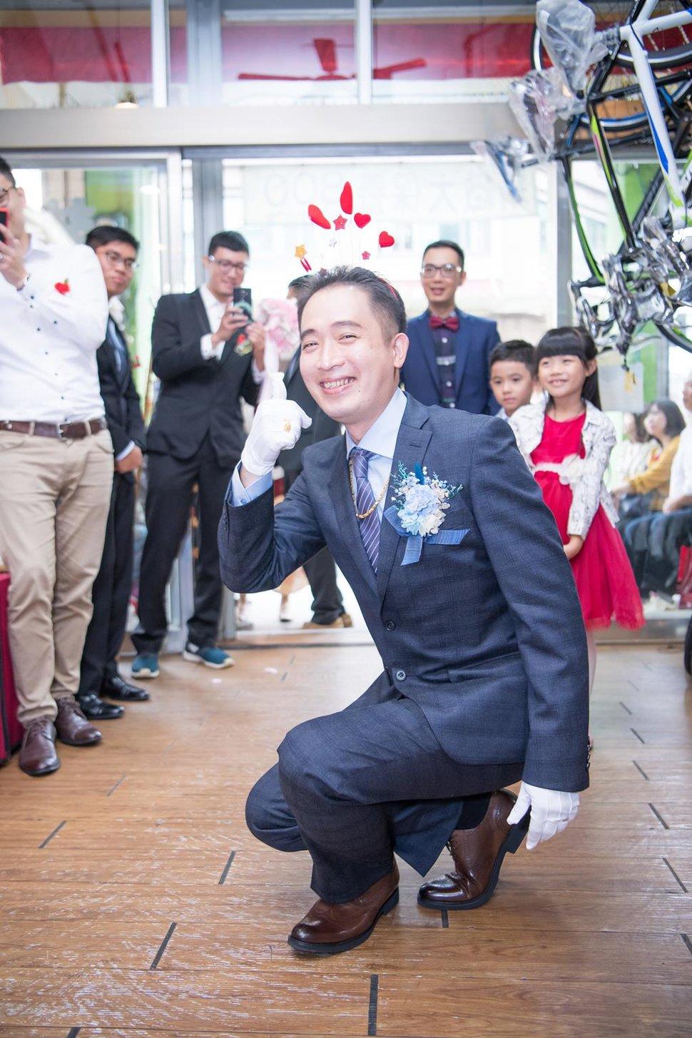 書孟&逸琳婚禮紀實-127 - Mr. Happiness 幸福先生 - 結婚吧