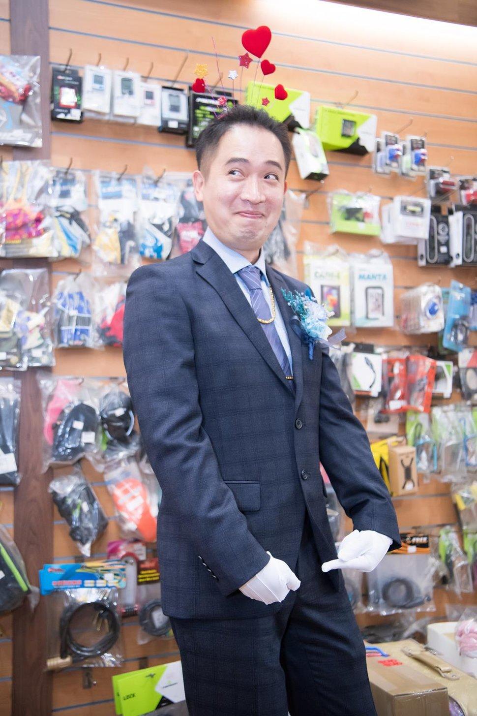書孟&逸琳婚禮紀實-135 - Mr. Happiness 幸福先生 - 結婚吧