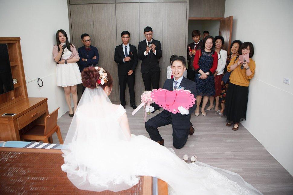 書孟&逸琳婚禮紀實-158 - Mr. Happiness 幸福先生 - 結婚吧