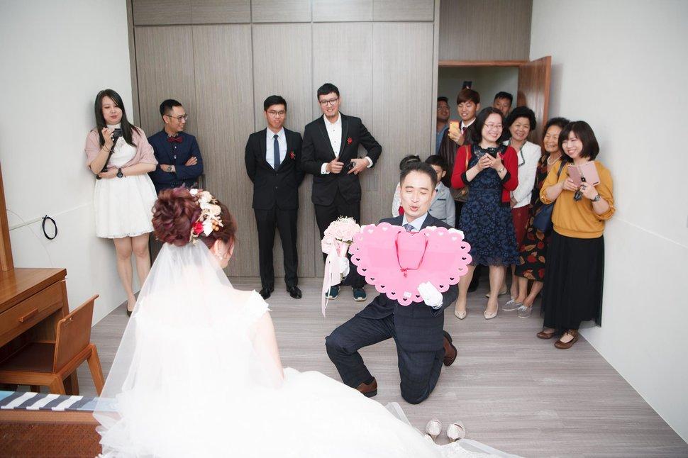 書孟&逸琳婚禮紀實-159 - Mr. Happiness 幸福先生 - 結婚吧
