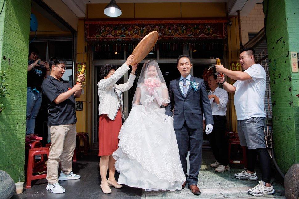書孟&逸琳婚禮紀實-219 - Mr. Happiness 幸福先生 - 結婚吧