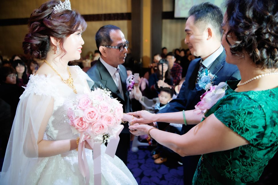書孟&逸琳婚禮紀實-263 - Mr. Happiness 幸福先生 - 結婚吧