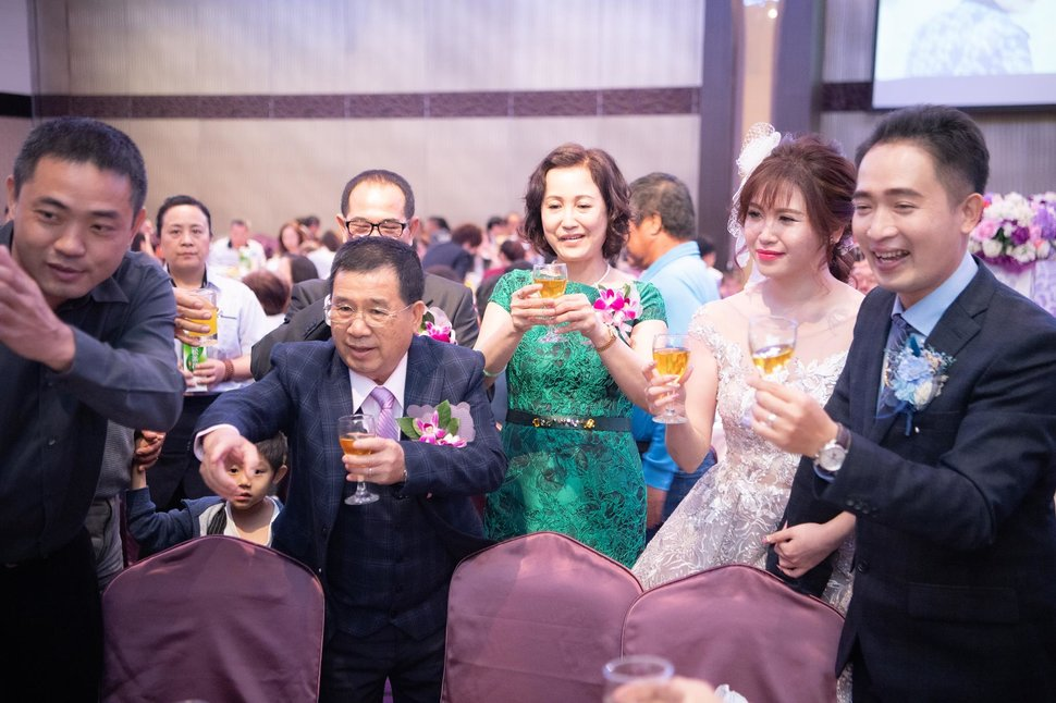 書孟&逸琳婚禮紀實-418 - Mr. Happiness 幸福先生 - 結婚吧