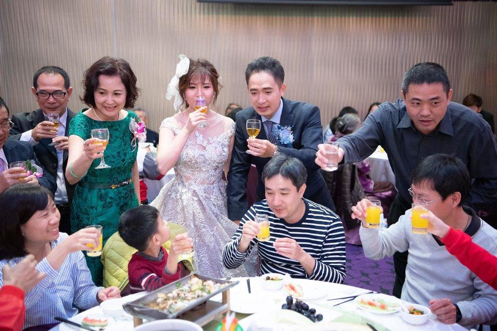 書孟&逸琳婚禮紀實-484 - Mr. Happiness 幸福先生 - 結婚吧