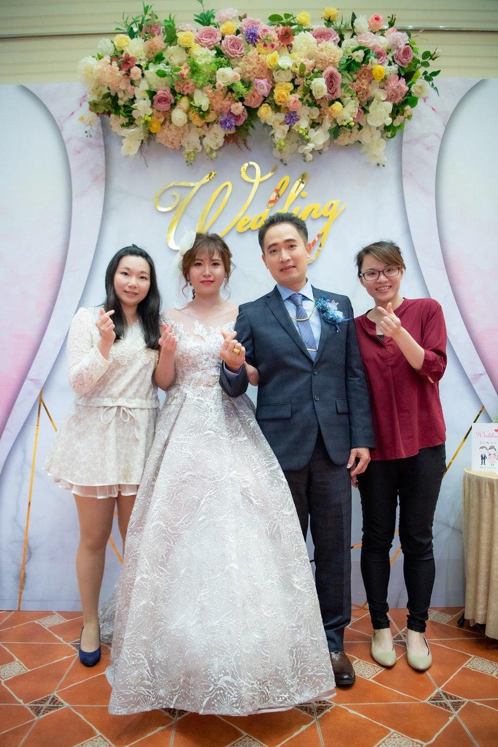 書孟&逸琳婚禮紀實-500 - Mr. Happiness 幸福先生 - 結婚吧