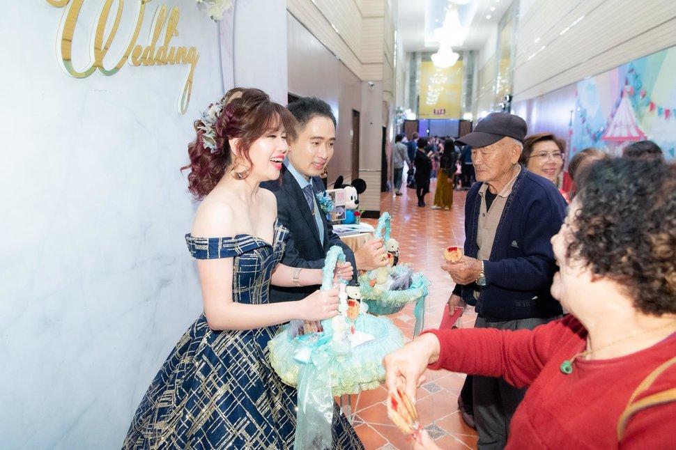書孟&逸琳婚禮紀實-520 - Mr. Happiness 幸福先生 - 結婚吧