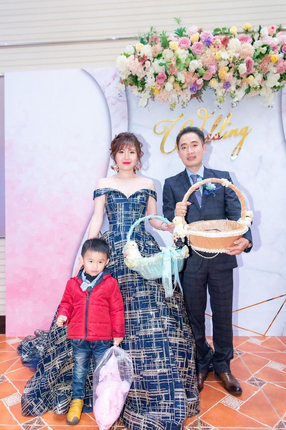 書孟&逸琳婚禮紀實-601 - Mr. Happiness 幸福先生 - 結婚吧