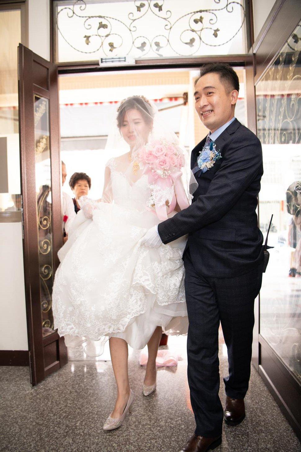 書孟&逸琳婚禮紀實-2-33 - Mr. Happiness 幸福先生《結婚吧》