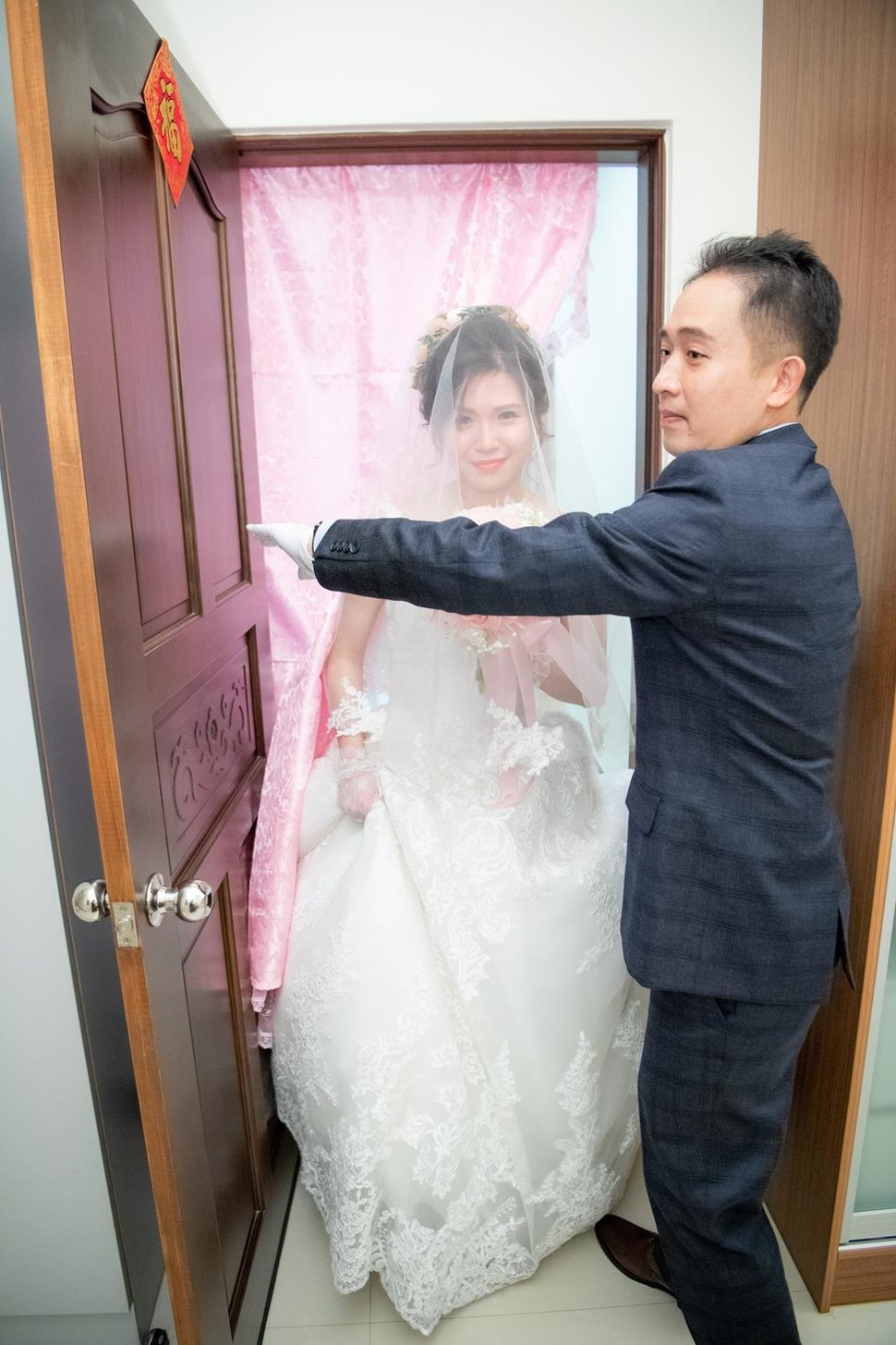 書孟&逸琳婚禮紀實-2-38 - Mr. Happiness 幸福先生《結婚吧》