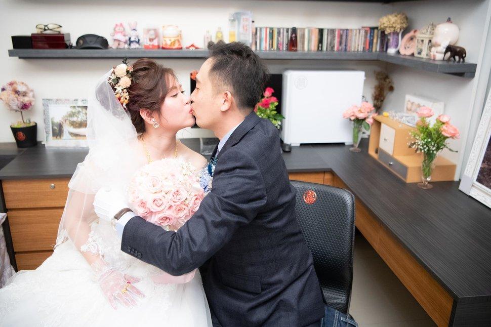 書孟&逸琳婚禮紀實-2-43 - Mr. Happiness 幸福先生 - 結婚吧
