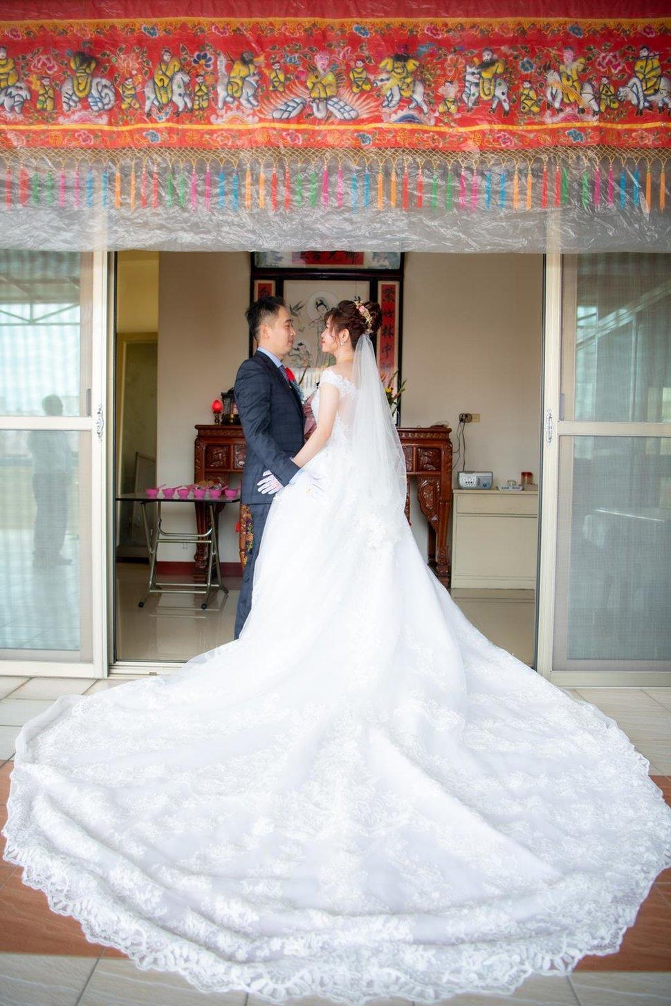 書孟&逸琳婚禮紀實-2-61 - Mr. Happiness 幸福先生 - 結婚吧
