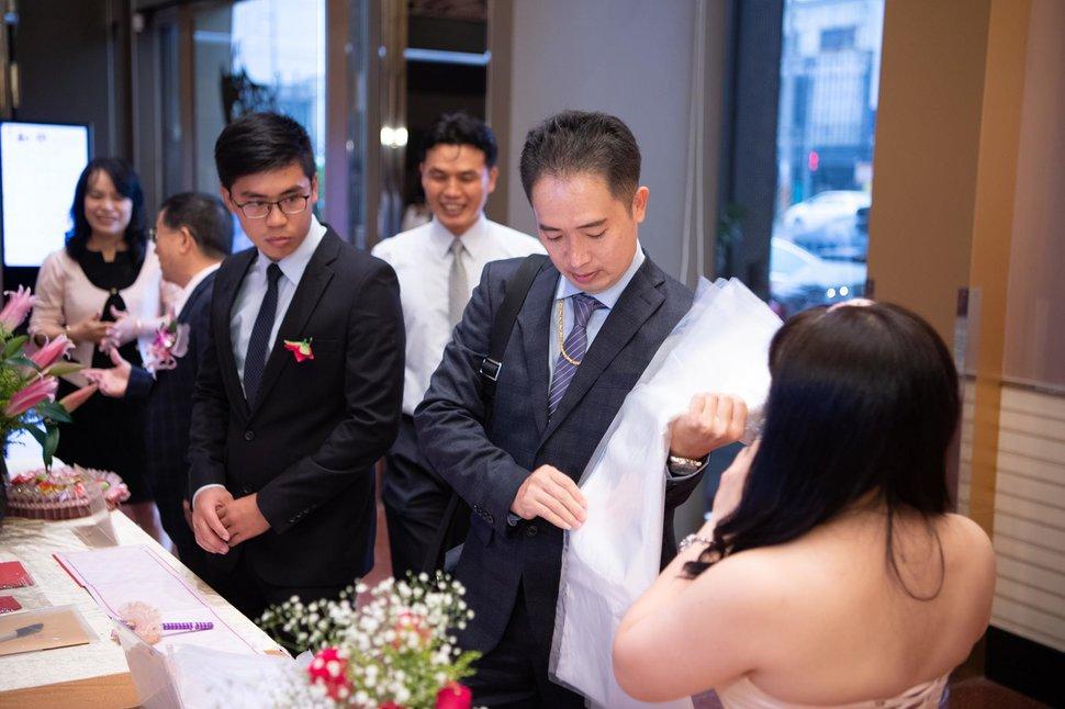 書孟&逸琳婚禮紀實-2-125 - Mr. Happiness 幸福先生 - 結婚吧