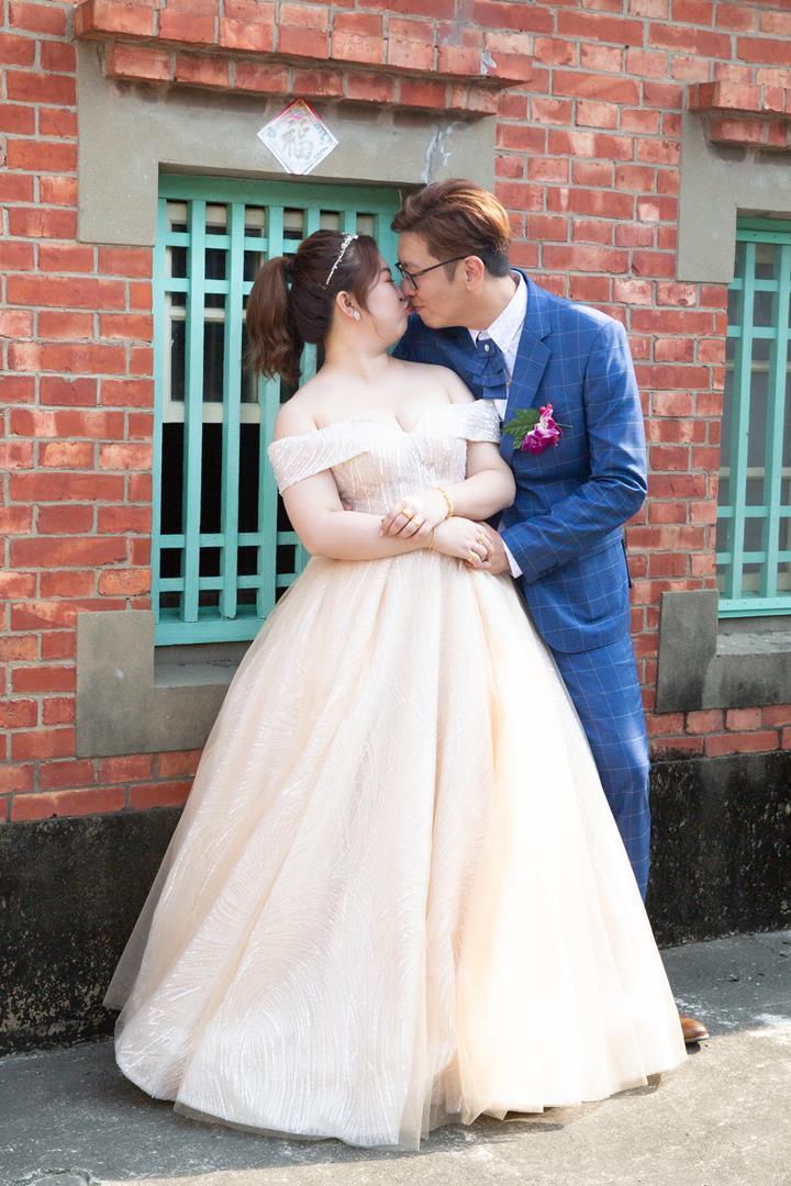 群謨&家瑜-婚禮紀實 -507 - Mr. Happiness 幸福先生《結婚吧》