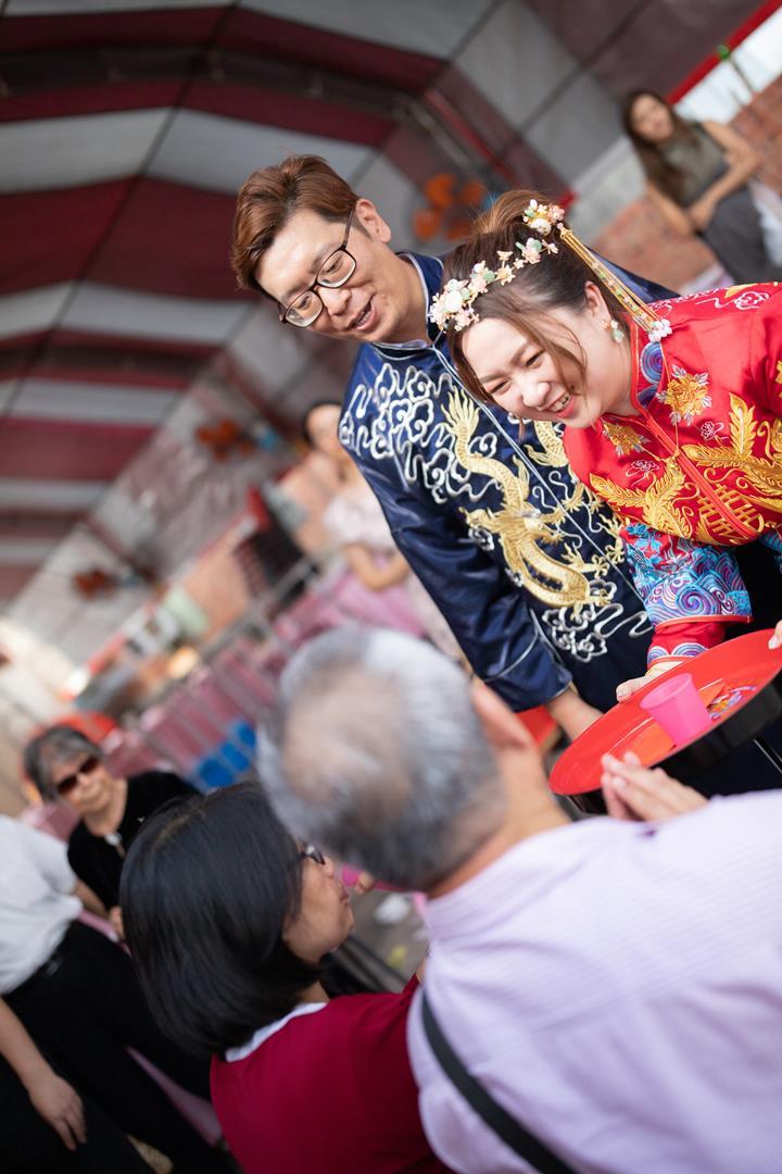 群謨&家瑜-婚禮紀實 -801 - 幸福先生攝影團隊  (全職攝影師)《結婚吧》