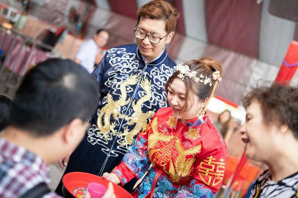 群謨&家瑜-婚禮紀實 -809 - 幸福先生攝影團隊  (全職攝影師)《結婚吧》