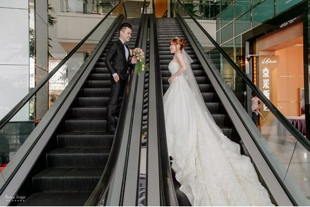 婚禮紀錄 /  Ricky&Sherry