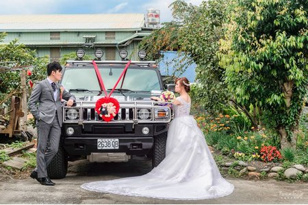 婚禮紀錄 / Juin&Syuan