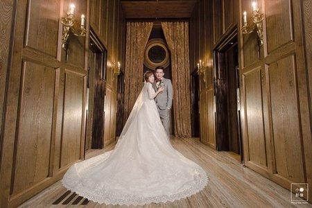 婚禮紀錄 / 博鉉+梅鈴 (台北君品酒店)