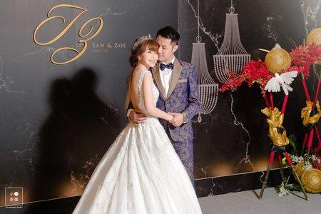 婚禮紀錄 / Ian & Zoe