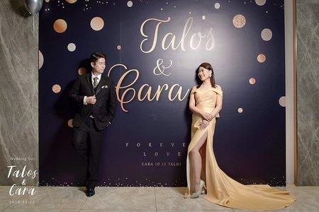 婚禮紀錄 / Talos & Cara (格萊天漾)