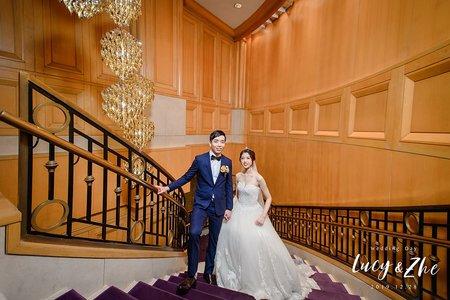 婚禮紀錄 / Zhe&Lucy  (台北國賓大飯店)