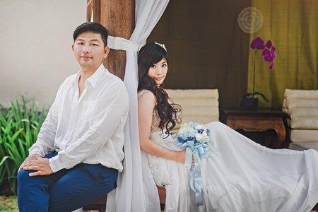 自助婚紗/峇里島