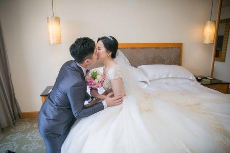 婚禮記錄了幸福