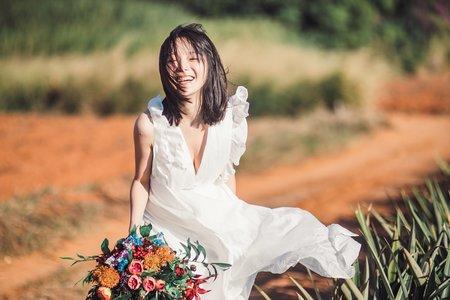 自然個人婚紗寫真