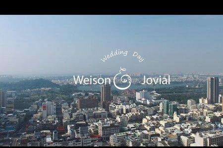 Weison & Jovial 婚禮精華MV