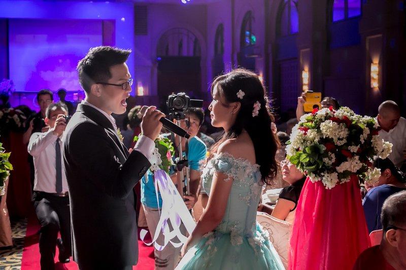 M.J.婚禮紀錄作品