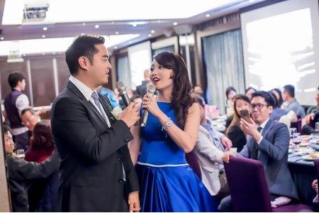 結婚+午宴-台北維多利亞