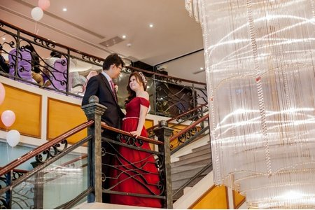 結婚+午宴-新竹卡爾登大飯店