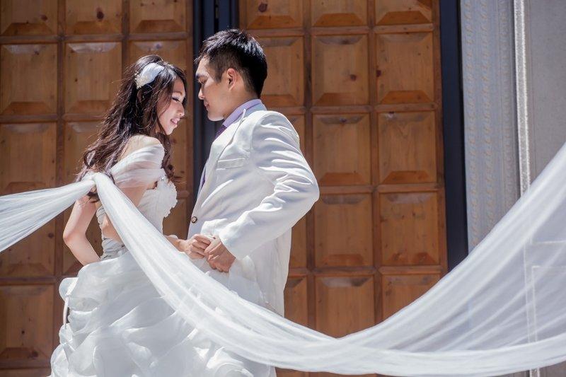 自助婚紗專案