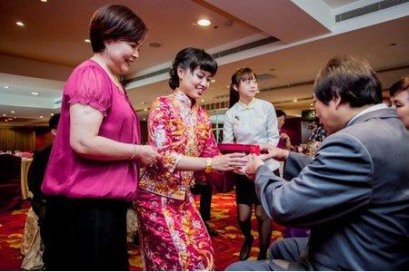 訂婚+午宴-台北華泰王子大飯店