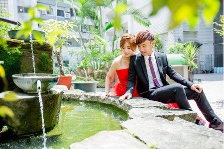 訂婚儀式~台中大里區