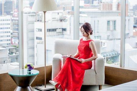 訂結同天+晚宴~台北晶華酒店