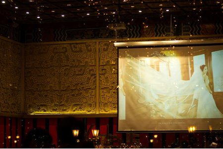 戶外證婚儀式 / 圓山飯店