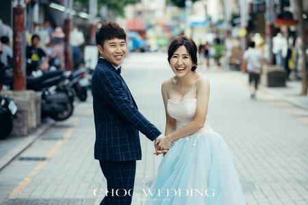 婚紗攝影包套方案 58000元