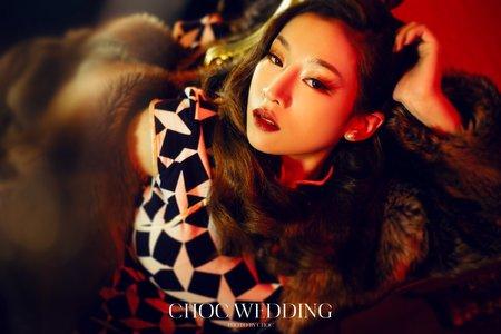 夜上海 復古旗袍